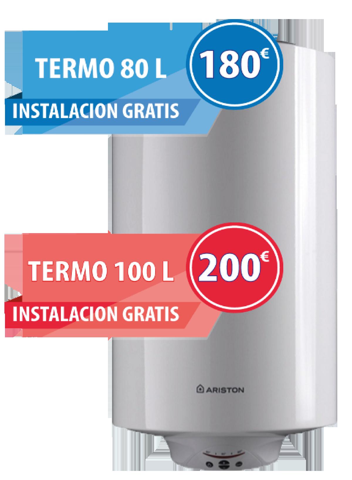 Termos en malaga venta e instalacion de termos electricos - Instalacion de termo electrico ...